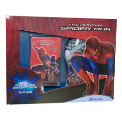 Spiderman Amazing set regalo