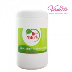 Fango Cellulite Termoattivo Caldo 500ml - Live Nature