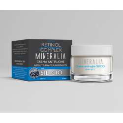 Retinol complex  Crema antirughe con SILICIO Ristrutturante Rassodante 50 ml