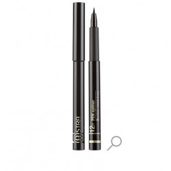 12H Pen Eyeliner Xtra Black (1,1 ml)
