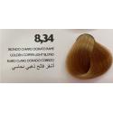 Saphir Professional Intense Color Tinta Capelli in crema  N.8.34 Biondo Chiaro Dorato Rame -100ml