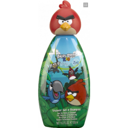 Angry Birds Red Bird Rio 2in1 baby shower gel and shampoo 300 ml