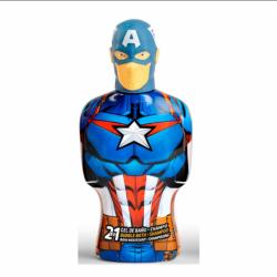 Marvel Avengers Captain America Shower Gel & Shampoo 350ml