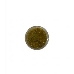 Nail Art Polvere Glitter Dorato