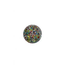 Nail Art Paillettes Multicolori