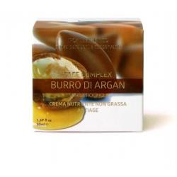 Burro di Argan Crema Nutriente  50ml
