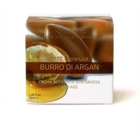 Burro di Argan Crema Nutriente  50ml