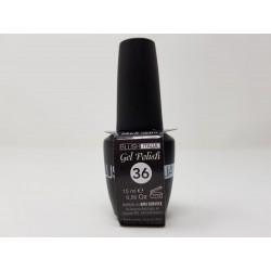N36 Gel polish black stars 15 ml