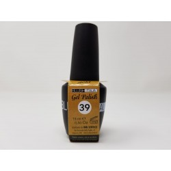 N39 Gel polish gold 15 ml