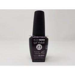 N23 Gel polish dark violet 15 ml