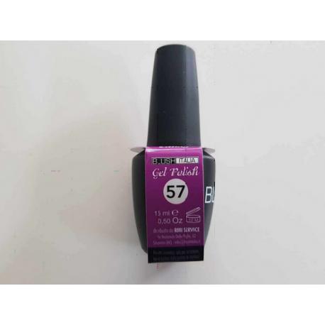 N 57 Gel polish candy 15ml