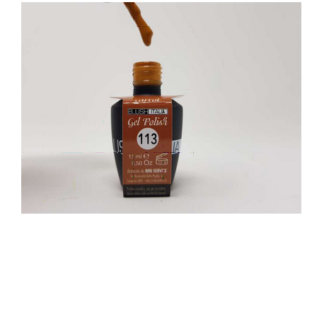 N113 Gel polish 15 ml carrot