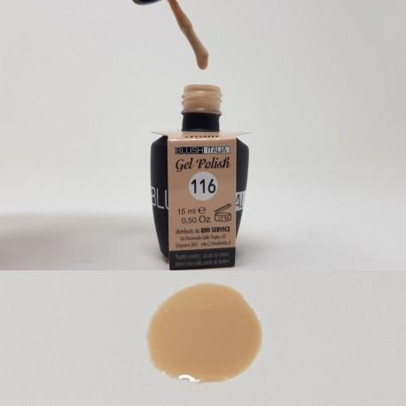 N116 Gel polish 15 ml cream