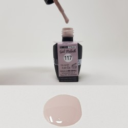N117Gel polish 15 ml giglio