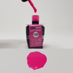 N109 Gel polish 15 ml lolly pink