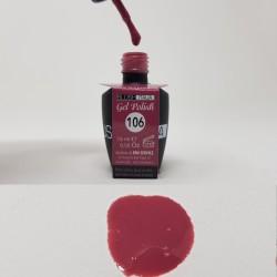 N106 Gel polish 15 ml ortensia
