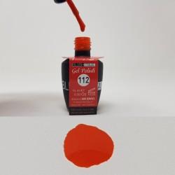 N112 Gel polish 15 ml pumpkin