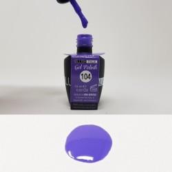 N104 Gel polish 15 ml violetta