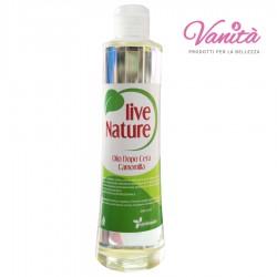 Live Nature - Olio Dopo Cera Rinfrescante 500ml