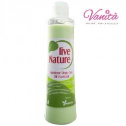 Emulsione Dopocera Oli Essenziali - Live Nature 500ml