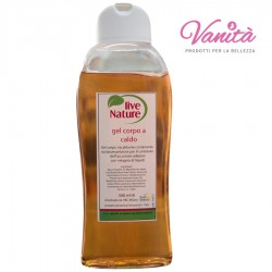 Gel Corpo a Caldo - Live Nature 500ml