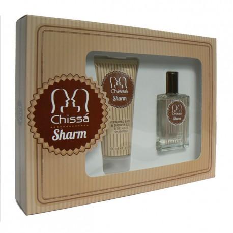 -CHISSA'SHARM H EDT 50ML+B/S-SHA100