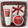 BORSARI TARTAN CLASSIC SET BODY CREAM 100 ML + GEL DOCCIA 100 ML + ASCIUGAMANO