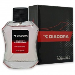 Diadora Energy Fragrance Red 100 ml Eau de Toilette edt Profumo Uomo