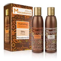 Olio di Macadamia shampoo+cream