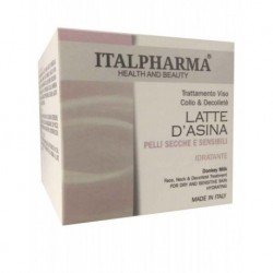 italpharma  CREMA VISO latte d'asina 50ml