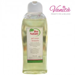 Gel Corpo Idradante - Live Nature 500ml
