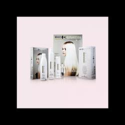 BIOKERATIN Kit Shampoo  per Capelli Secchi e Sfibrati - Kleral Milk