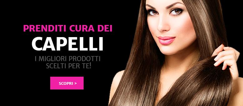 prodotti per i capelli selezionati per te